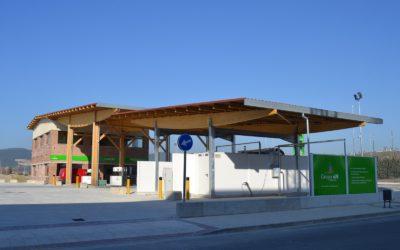 Nueva gasolinera del Grupo AN en Sarriguren