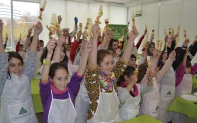 Grupo AN potencia hábitos alimenticios saludables entre los escolares