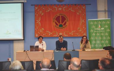 Jornada del Grupo AN en la Universidad Pública de Navarra
