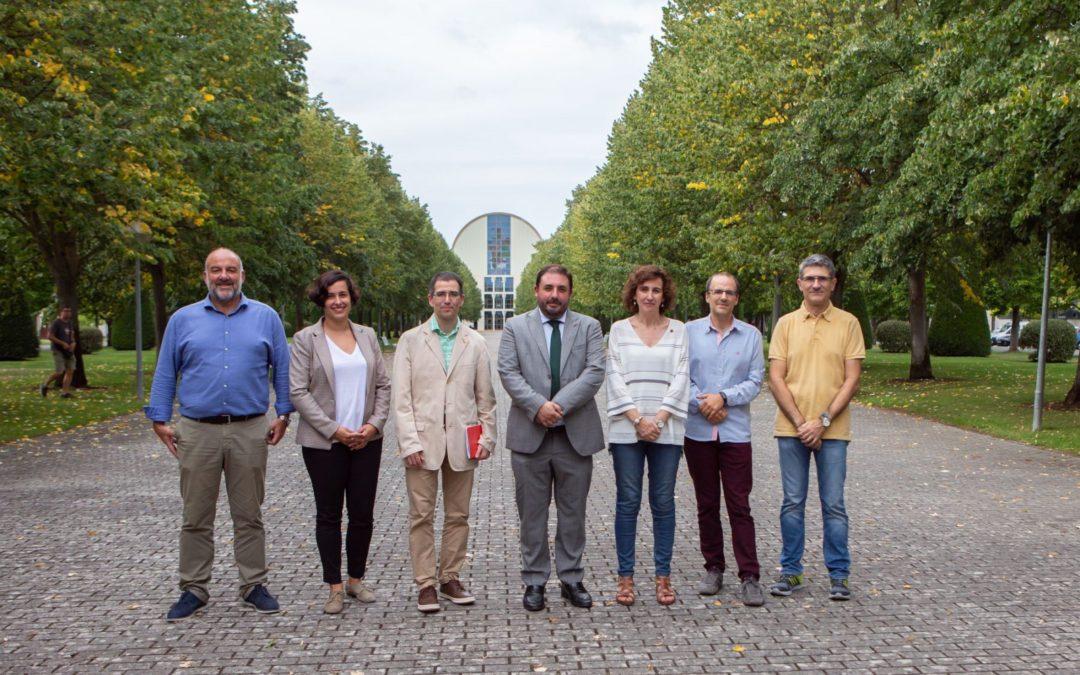 El Grupo AN, reconocido con el III Premio Entidad Distinguida de la UPNA 2019
