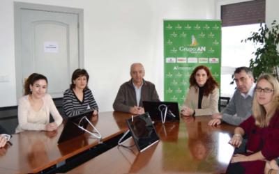 El Ministerio de Agricultura reconoce al Grupo AN como Entidad Asociativa Prioritaria