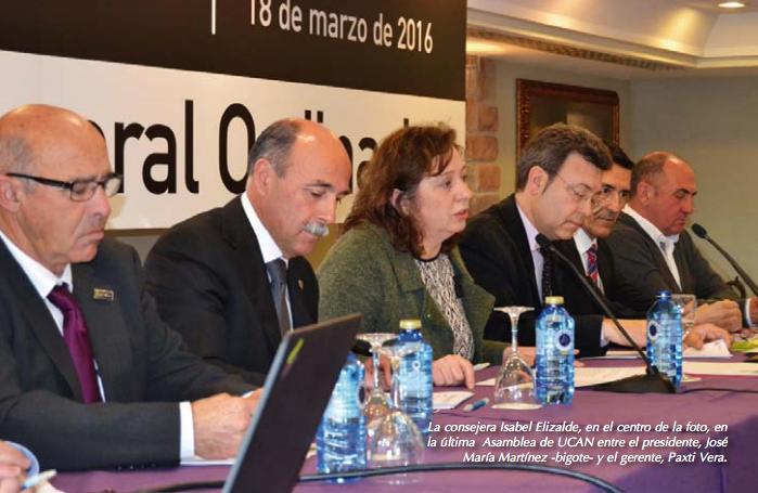 La consejera Elizalde anuncia que priorizará las ayudas a las EAP y sus agricultores