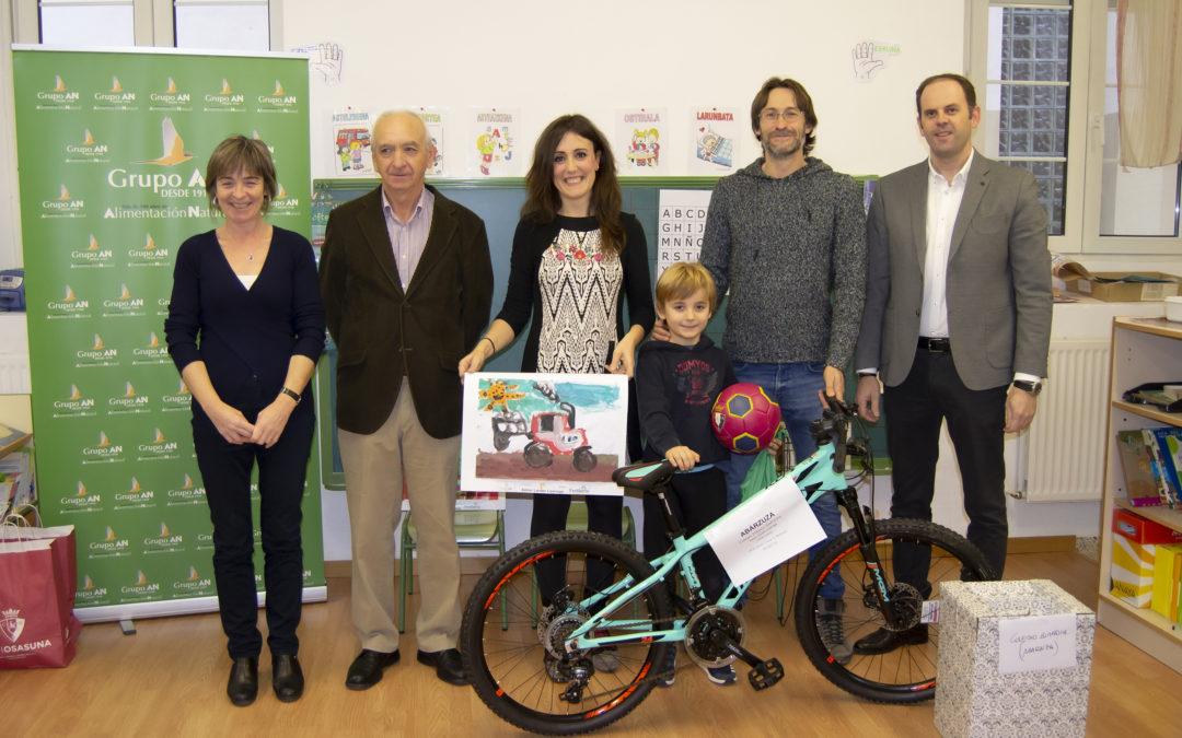 Ganador del Concurso de Pintura Rural Infantil Grupo AN – Fertiberia