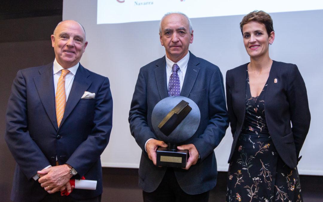 Premio Especial de Cámara Navarra al Grupo AN