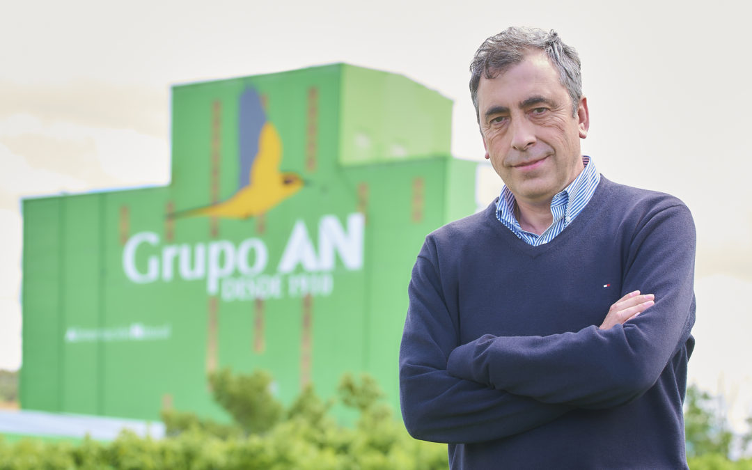 Entrevista: Alfredo Arbeloa, director general del Grupo AN