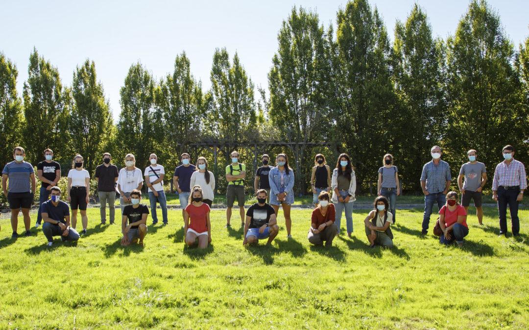 La Cátedra Grupo AN patrocina el Título de Experto en Agroecología