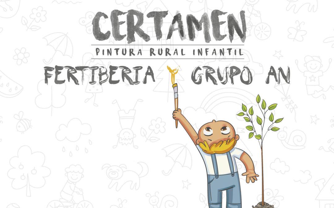 Vuelve el Concurso de Pintura Rural Infantil