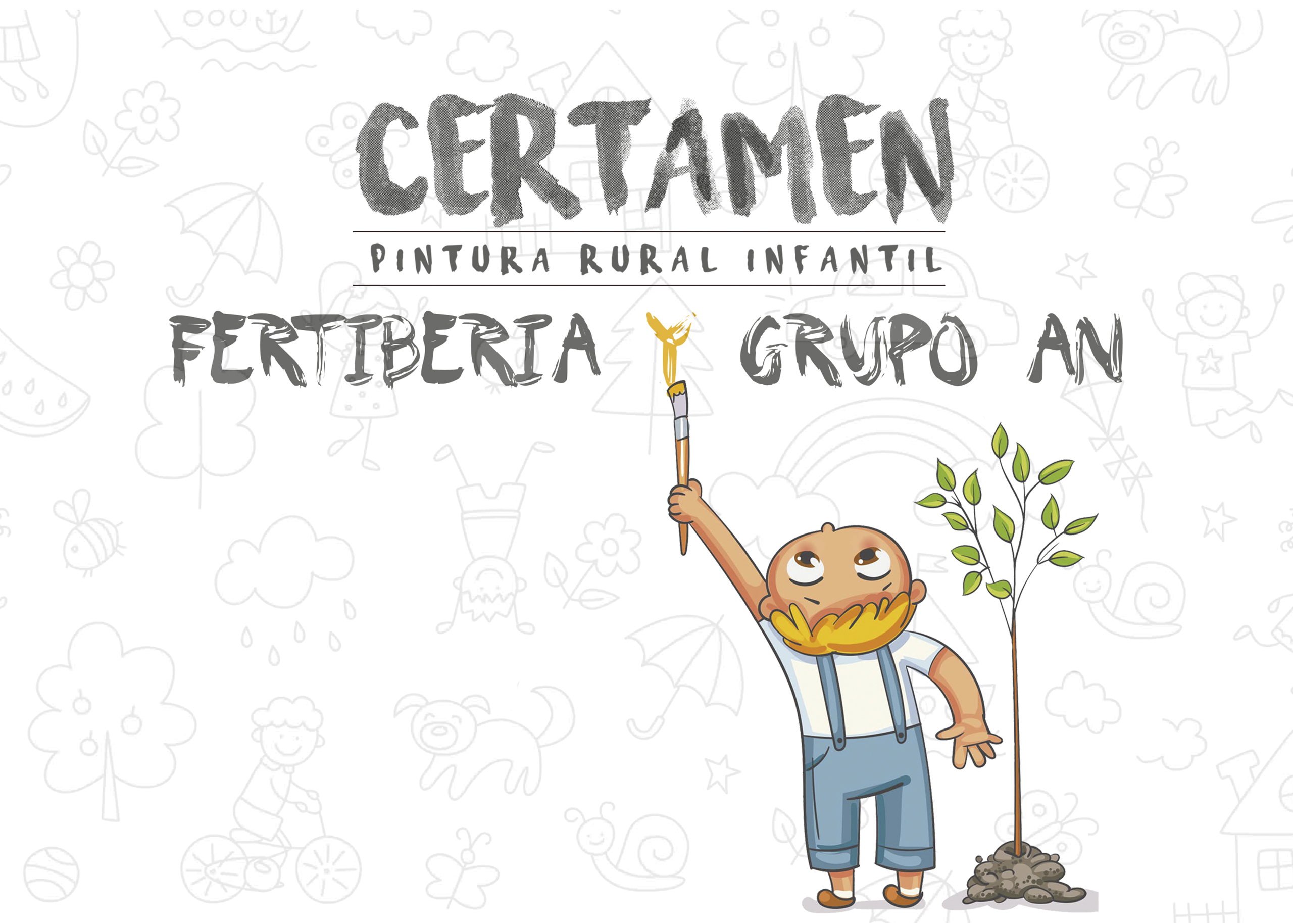 Concurso Pintura Rural Grupo AN Fertiberia