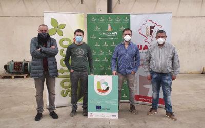 Primer ensayo piloto del proyecto Ecocirplas