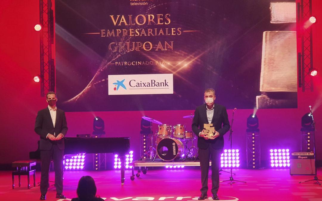 Premio Valores Empresariales para el Grupo AN