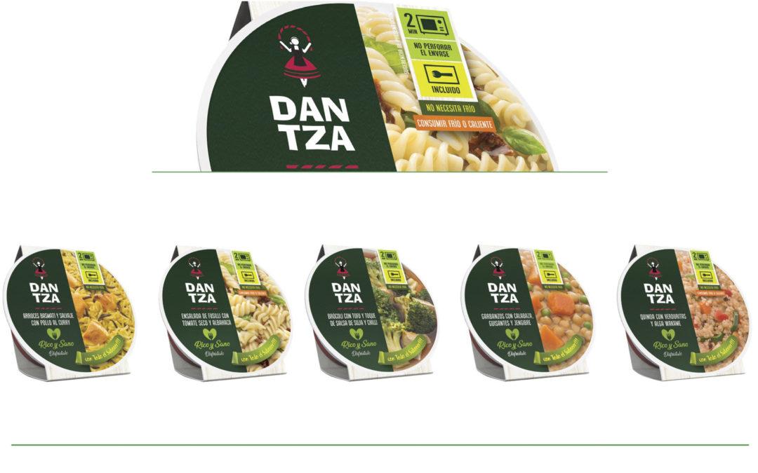 Nueva gama de Conservas Dantza