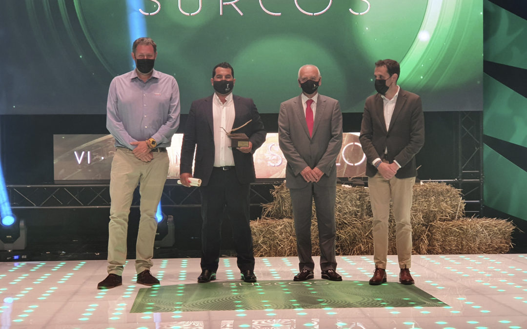 El Grupo AN, un año más en los Premios Surcos