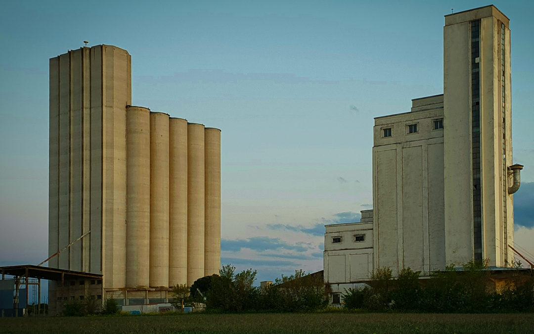 El silo de Peñaranda vuelve a la vida