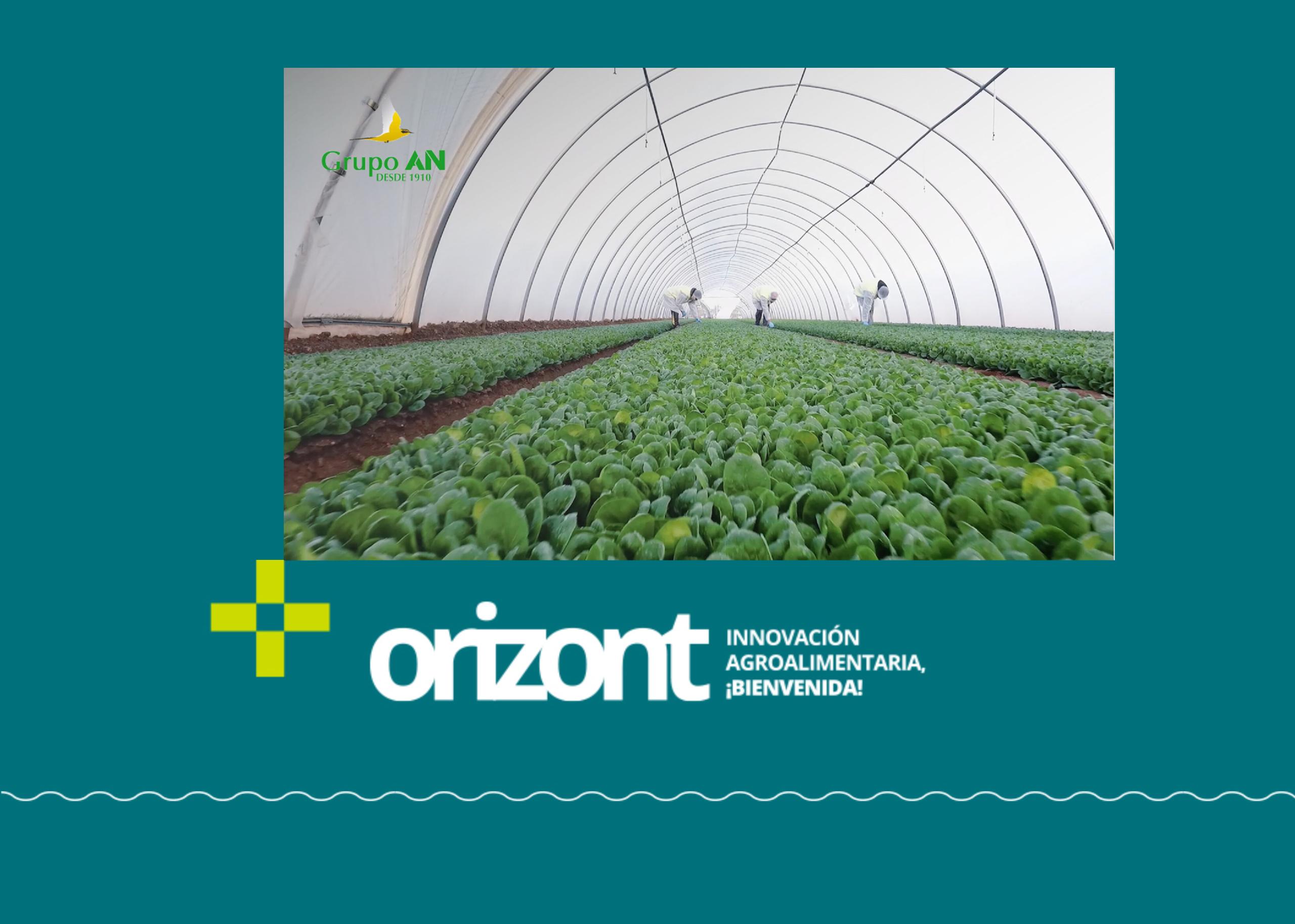 Maite Muruzabal en el video de presentación del programa Orizont
