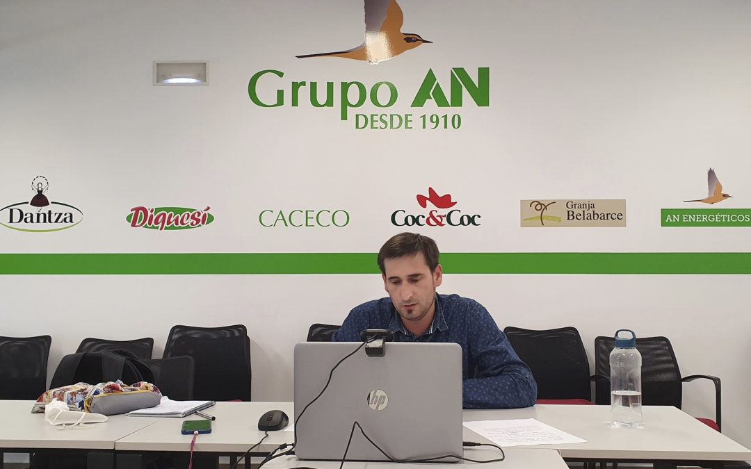 El Grupo AN muestra su experiencia de gamificación en un evento del Ministerio de la Juventud italiano