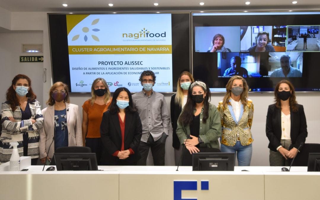 Innovación para una alimentación saludable y sostenible