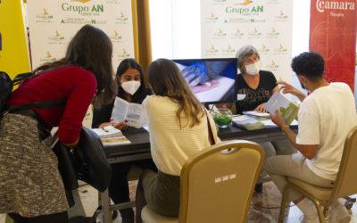 El Grupo AN participa en Navarra Jobs, la Feria de Empleo, Emprendimiento y Talento